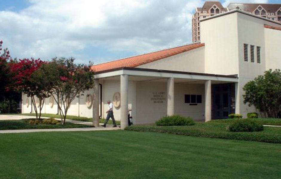 Fort Sam Houston Museum Foundation Repair San Antonio Tx Rco