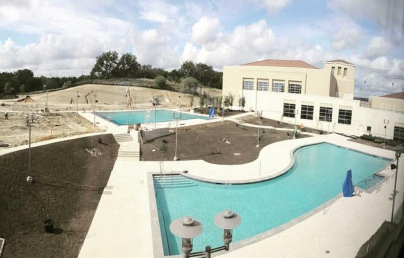 Utsa Rec Pool Facilities San Antonio Tx Rco